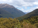 Views from the Haast Pass Lookout