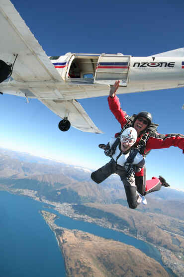 Nzone Skydive Queenstown Queenstown Region Nz 174 Travel Reviews