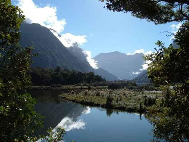 Milford Track Fiordland National Park Fiordland Nz 70