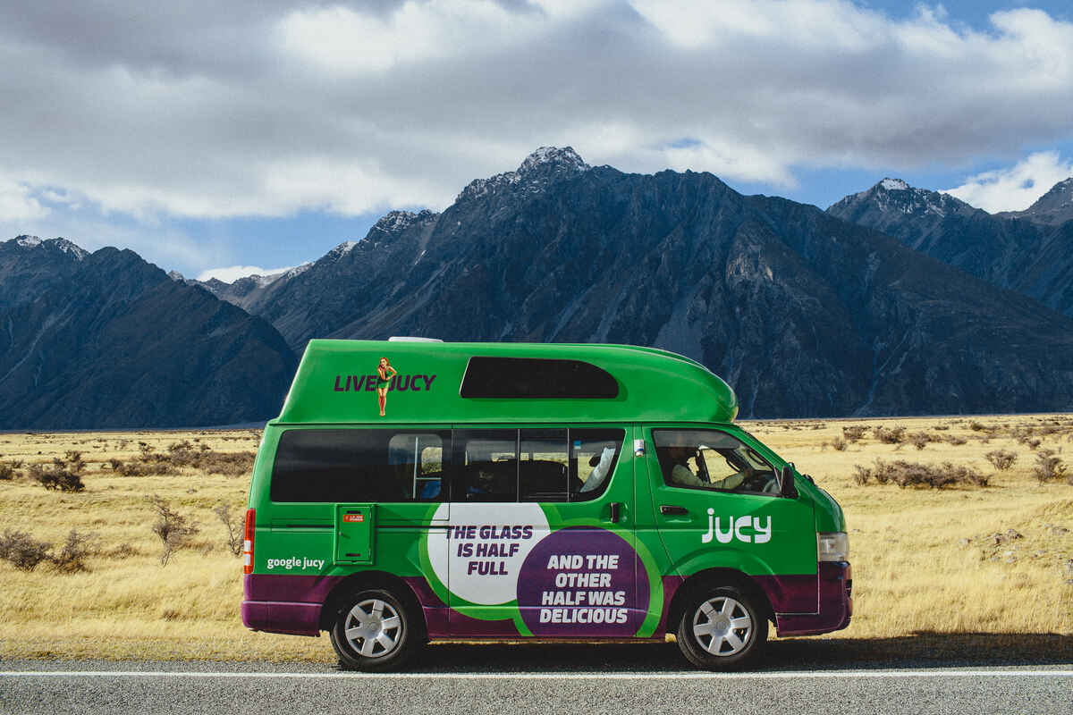 Jucy Car Rental Queenstown Reviews