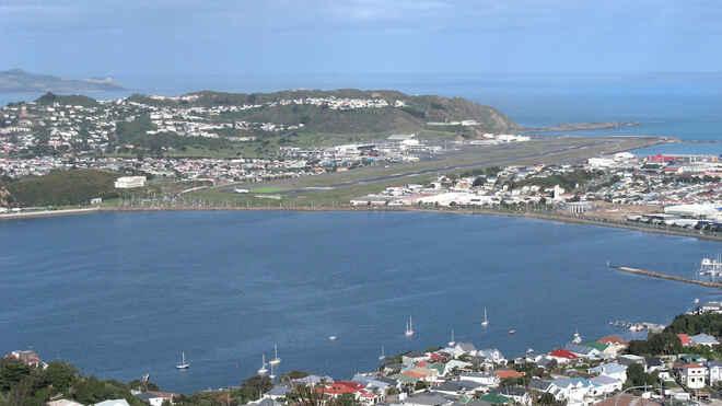 Mount / Mt Victoria Walk , Wellington Region, NZ - 37 travel