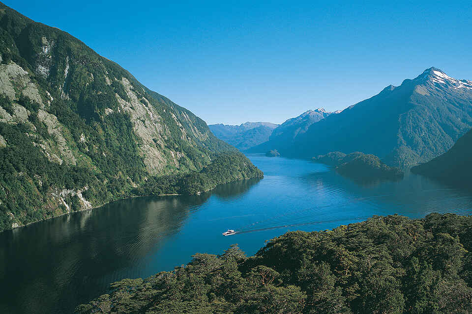 how to get to doubtful sound