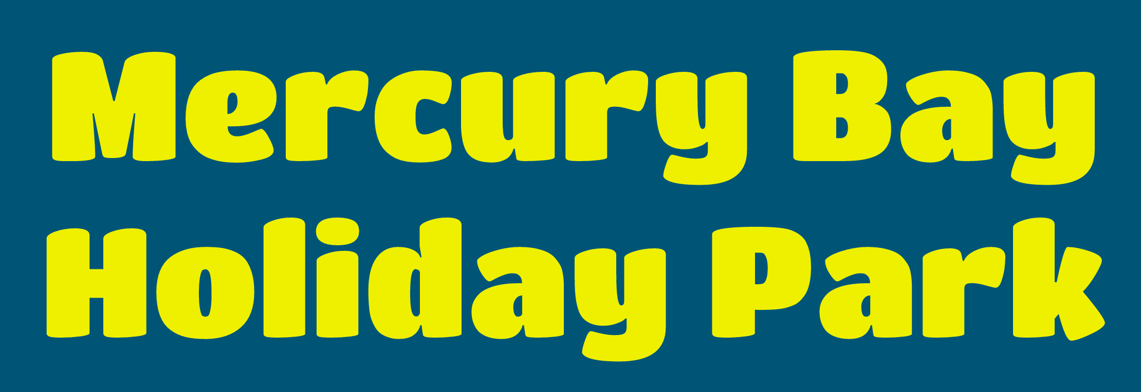 Mercury Bay Holiday Park