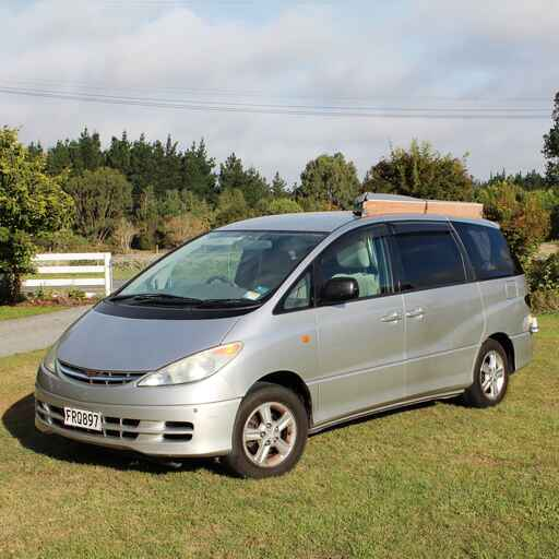 2Berth SleeperVan