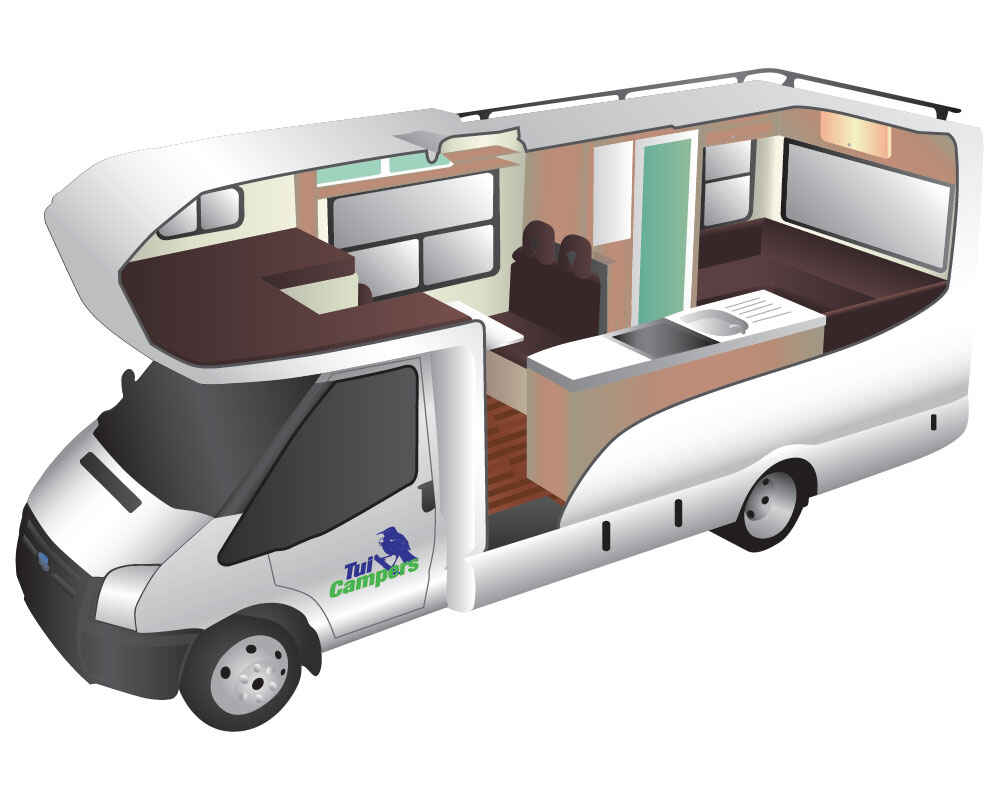 Tui Campers Trail Explorer