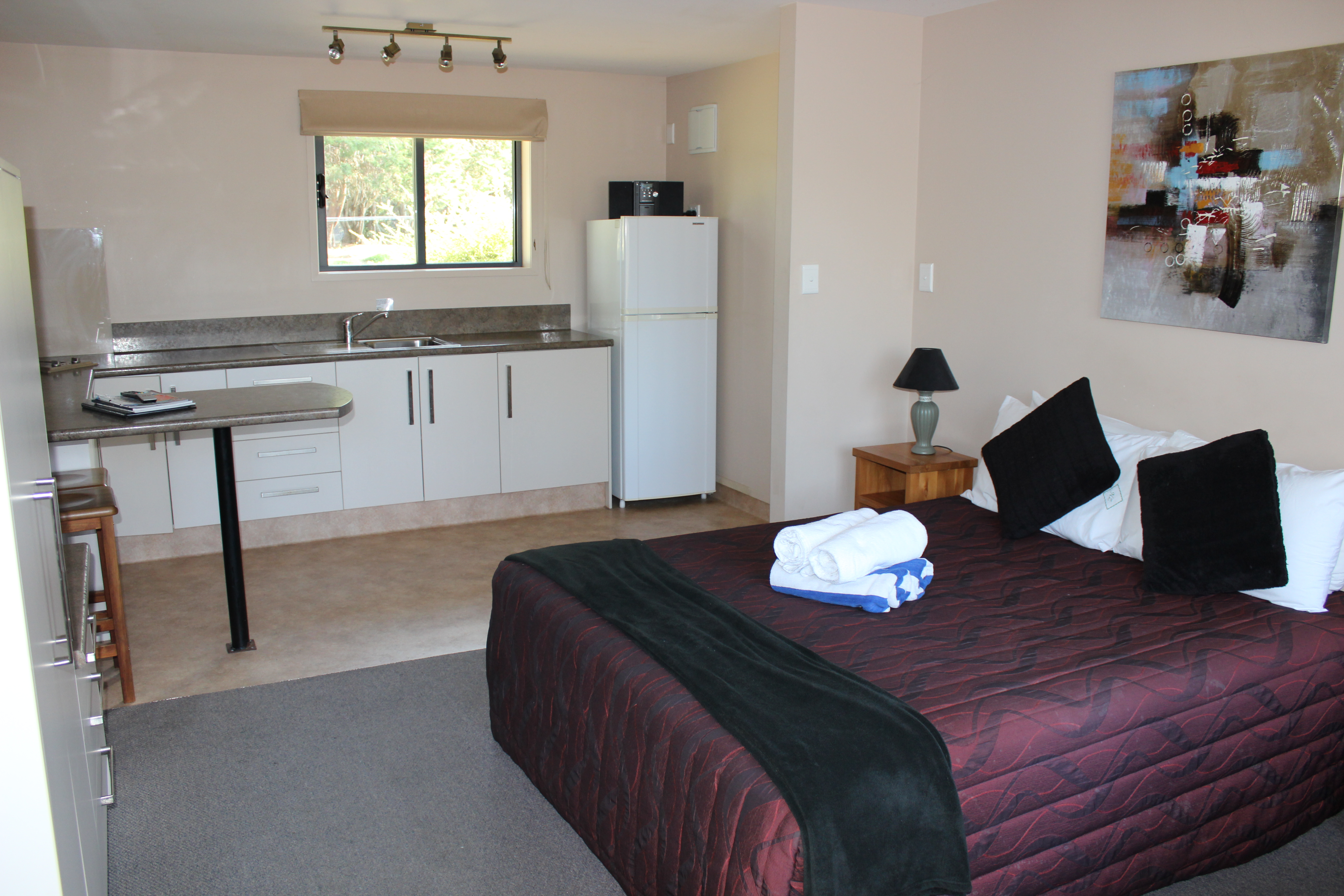 All Seasons Holiday Park Rotorua Motel Style 2 Bedroom