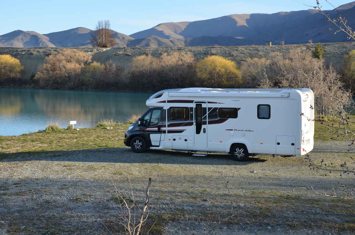 The Kontiki is the very best motorhome available in New Zealand. It's the perfect choice if you are willing to explore Aotearoa without compromising on luxury.