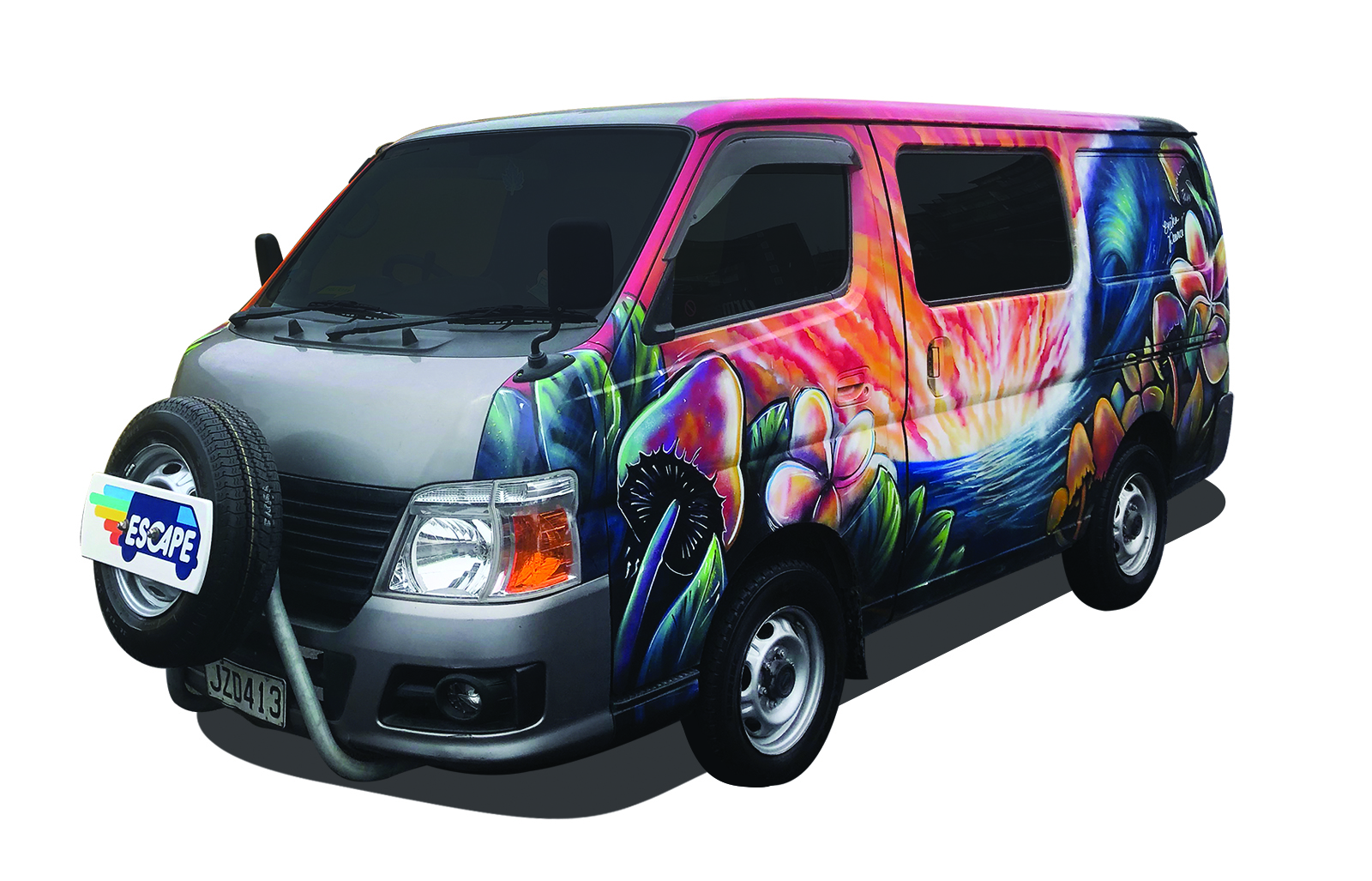 Escape operates the most modern and reliable of any budget fleet in New  Zealand. 148e8fc359