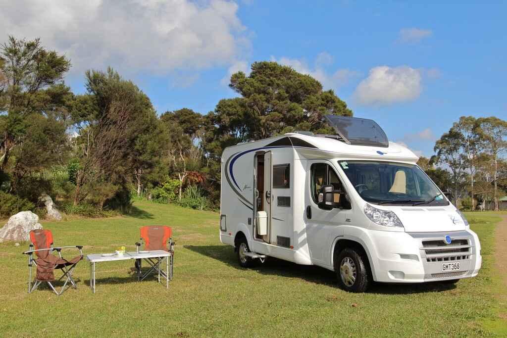 Bay Of Islands Campervans Explorer Motorhome